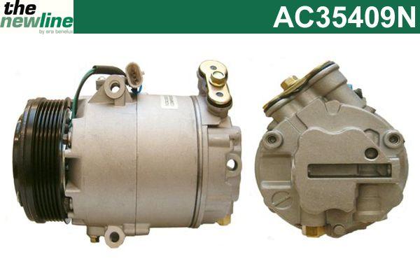 Compresseur, climatisation - ERA Benelux - AC35490N