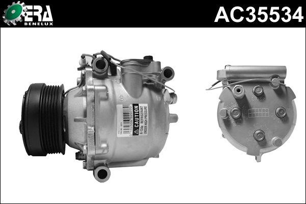 Compresseur, climatisation - ERA Benelux - AC35534