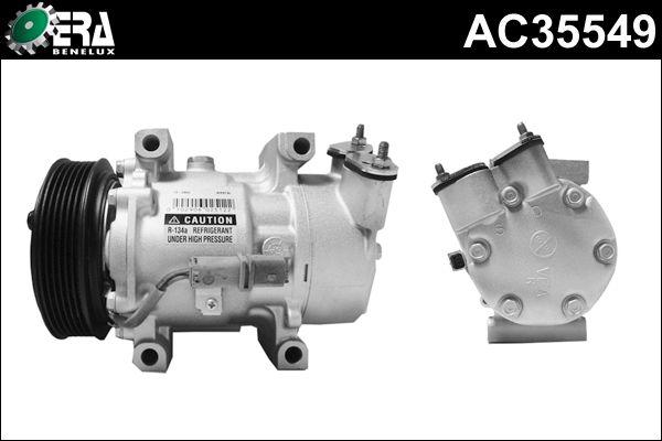 Compresseur, climatisation - ERA Benelux - AC35549