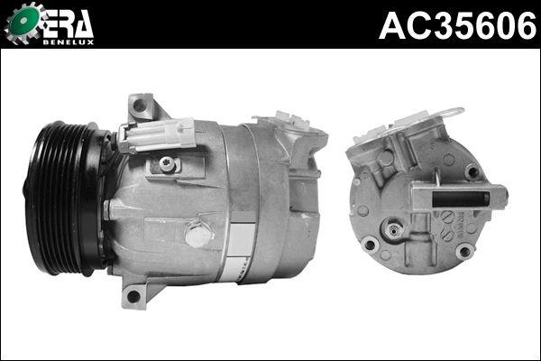 Compresseur, climatisation - ERA Benelux - AC35606