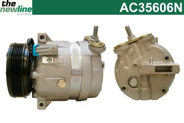 Compresseur, climatisation - ERA Benelux - AC35606N