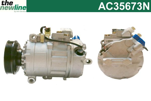 Compresseur, climatisation - ERA Benelux - AC35673N