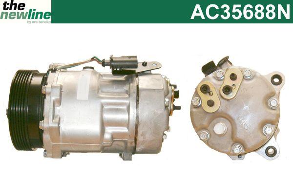 Compresseur, climatisation - ERA Benelux - AC35688N