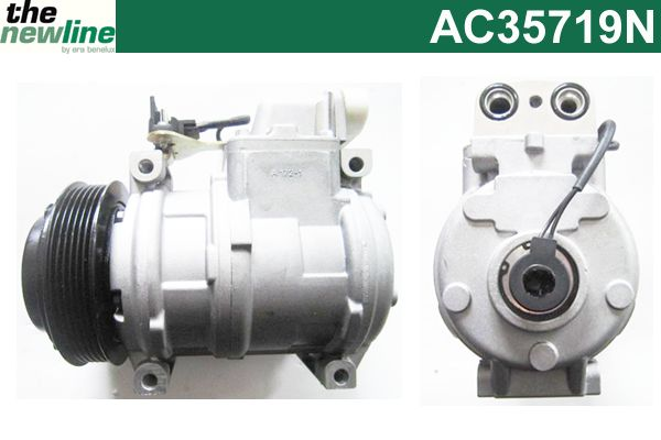 Compresseur, climatisation - ERA Benelux - AC35719N