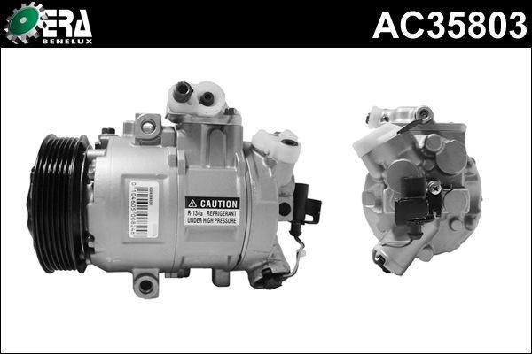 Compresseur, climatisation - ERA Benelux - AC35803