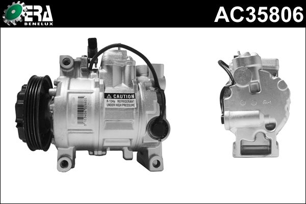 Compresseur, climatisation - ERA Benelux - AC35806