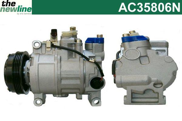 Compresseur, climatisation - ERA Benelux - AC35806N