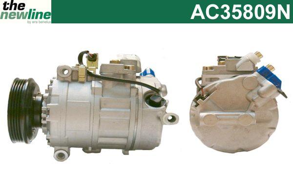 Compresseur, climatisation - ERA Benelux - AC35809N