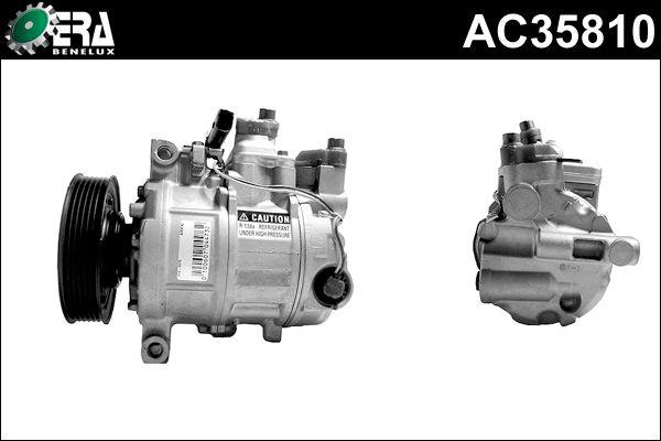 Compresseur, climatisation - ERA Benelux - AC35810