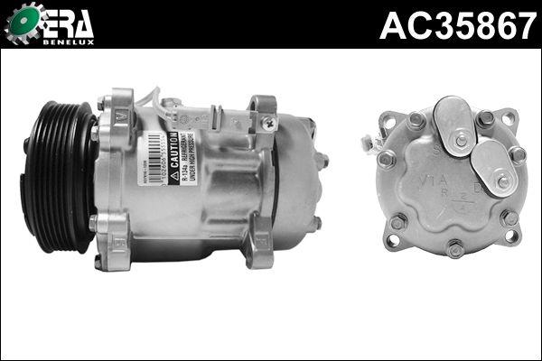 Compresseur, climatisation - ERA Benelux - AC35867
