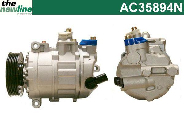 Compresseur, climatisation - ERA Benelux - AC35894N