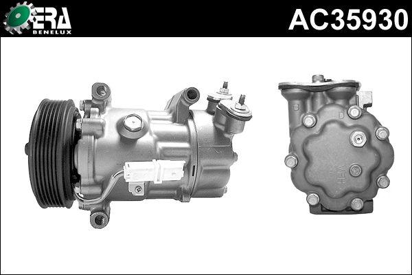 Compresseur, climatisation - ERA Benelux - AC35930