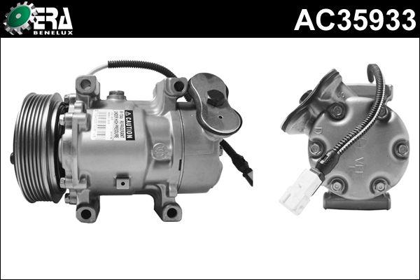 Compresseur, climatisation - ERA Benelux - AC35933