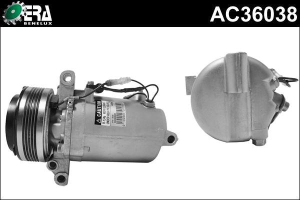 Compresseur, climatisation - ERA Benelux - AC36038