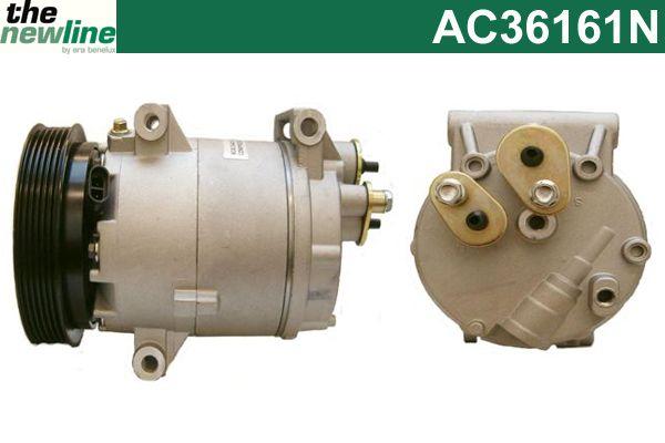 Compresseur, climatisation - ERA Benelux - AC36161N