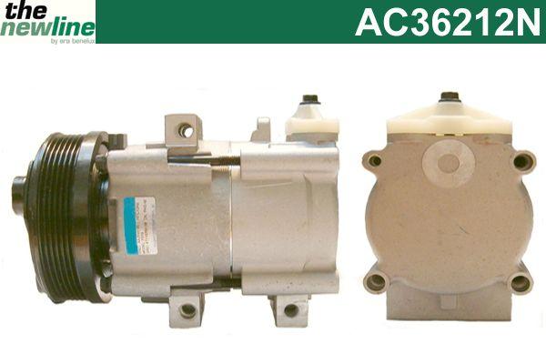 Compresseur, climatisation - ERA Benelux - AC36212N