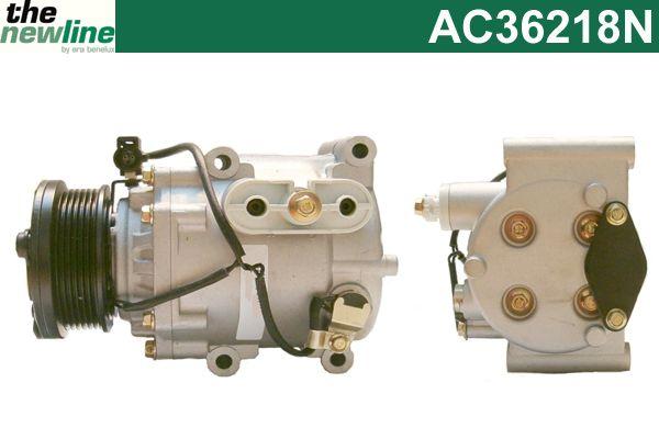 Compresseur, climatisation - ERA Benelux - AC36218N