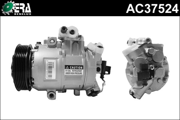 Compresseur, climatisation - ERA Benelux - AC37524