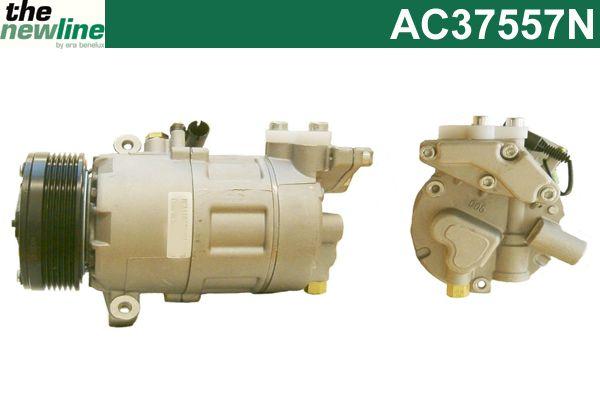 Compresseur, climatisation - ERA Benelux - AC37557N