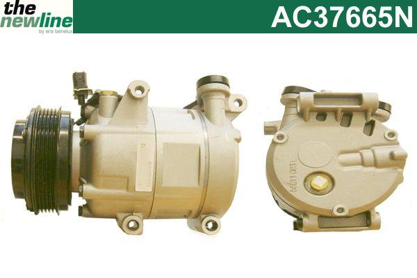 Compresseur, climatisation - ERA Benelux - AC37665N