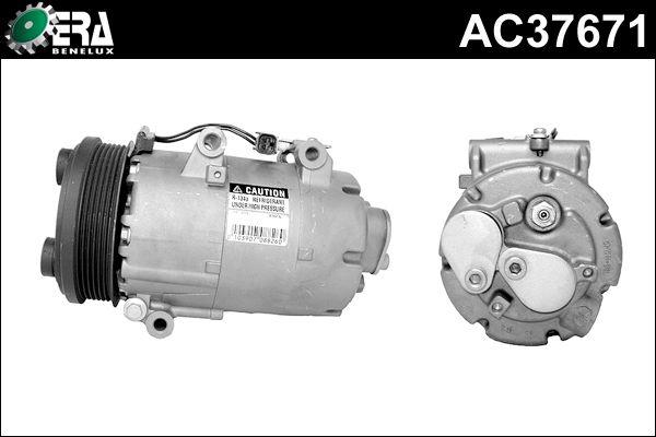 Compresseur, climatisation - ERA Benelux - AC37671