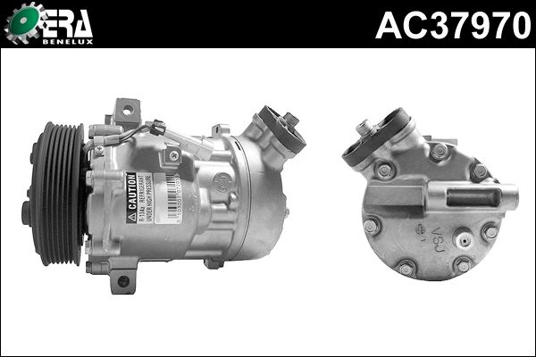 Compresseur, climatisation - ERA Benelux - AC37970