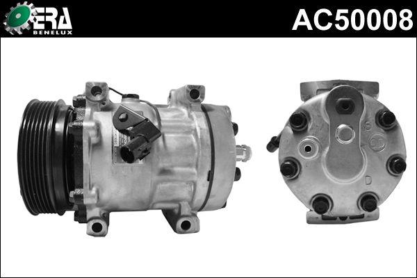 Compresseur, climatisation - ERA Benelux - AC50008