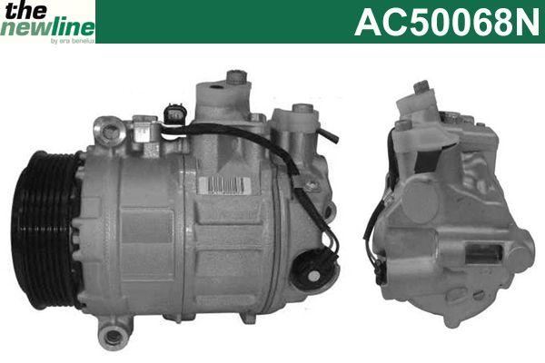 Compresseur, climatisation - ERA Benelux - AC50068N