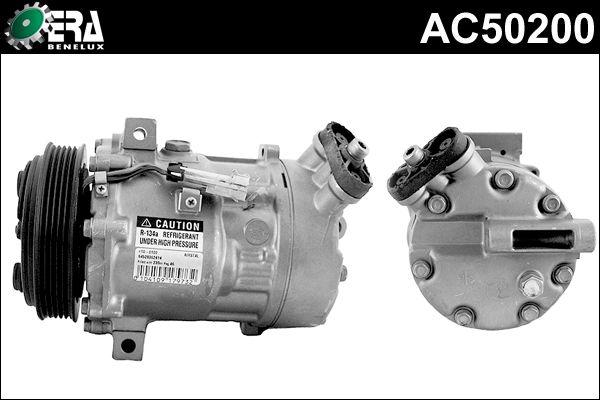 Compresseur, climatisation - ERA Benelux - AC50200