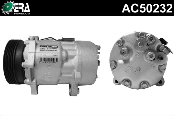 Compresseur, climatisation - ERA Benelux - AC50232