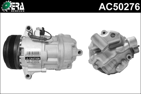 Compresseur, climatisation - ERA Benelux - AC50276