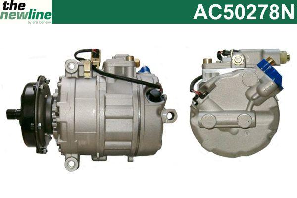 Compresseur, climatisation - ERA Benelux - AC50278N