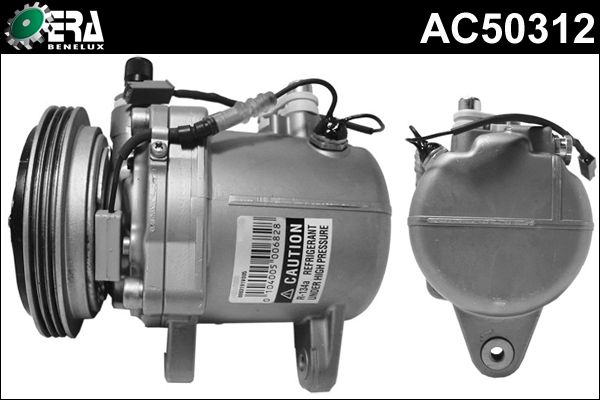 Compresseur, climatisation - ERA Benelux - AC50312