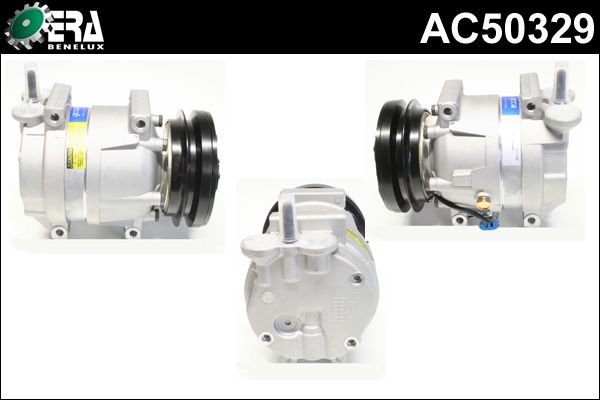 Compresseur, climatisation - ERA Benelux - AC50329