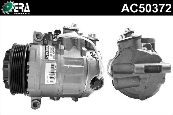 Compresseur, climatisation - ERA Benelux - AC50372