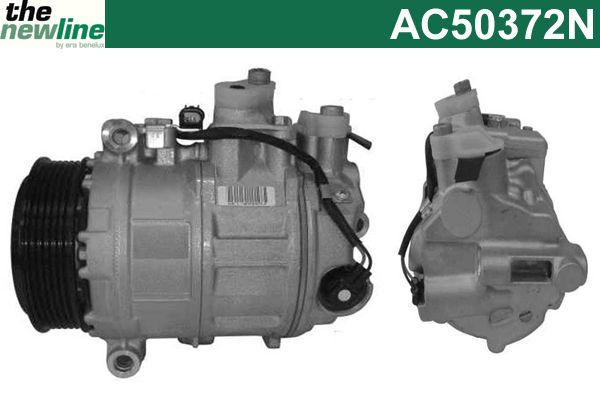 Compresseur, climatisation - ERA Benelux - AC50372N