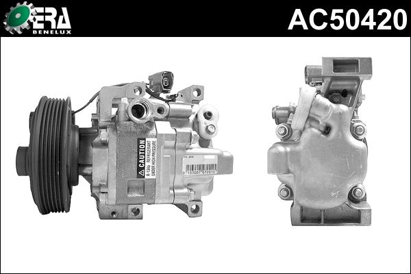 Compresseur, climatisation - ERA Benelux - AC50420
