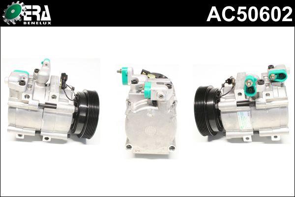 Compresseur, climatisation - ERA Benelux - AC50602