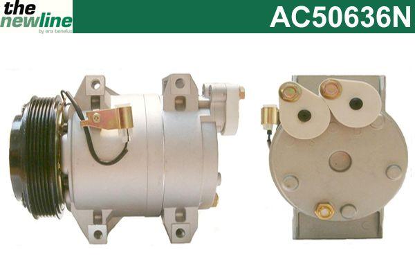 Compresseur, climatisation - ERA Benelux - AC50636N