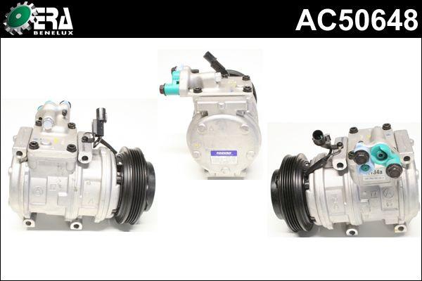 Compresseur, climatisation - ERA Benelux - AC50648