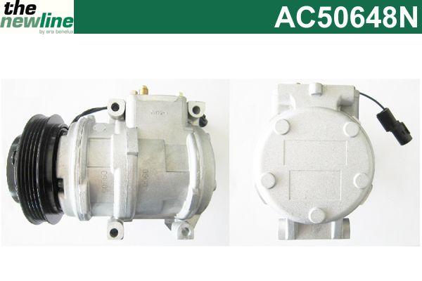 Compresseur, climatisation - ERA Benelux - AC50648N