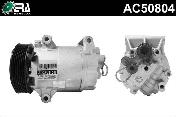 Compresseur, climatisation - ERA Benelux - AC50804