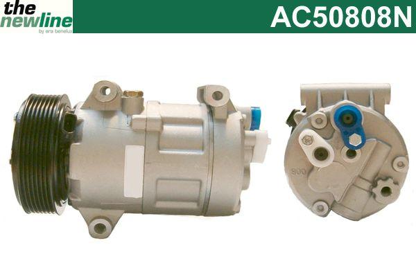Compresseur, climatisation - ERA Benelux - AC50808N