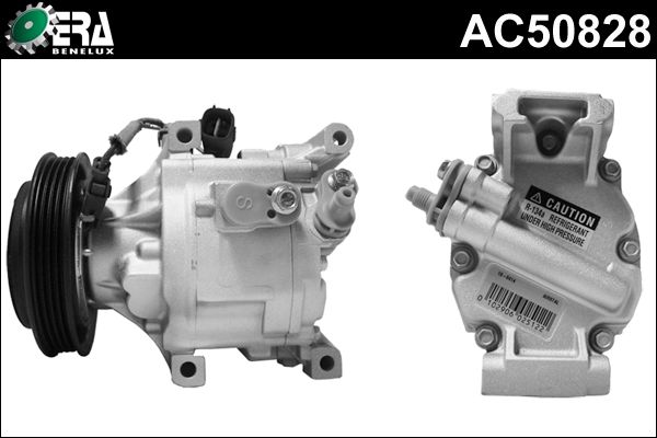 Compresseur, climatisation - ERA Benelux - AC50828