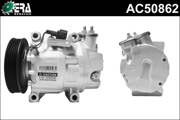 Compresseur, climatisation - ERA Benelux - AC50862