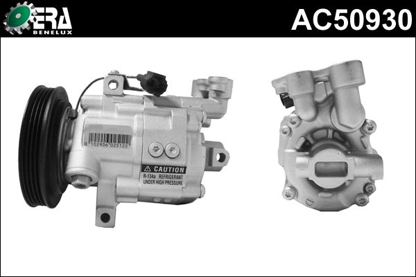Compresseur, climatisation - ERA Benelux - AC50930