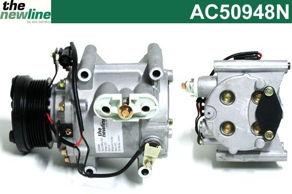 Compresseur, climatisation - ERA Benelux - AC50948N