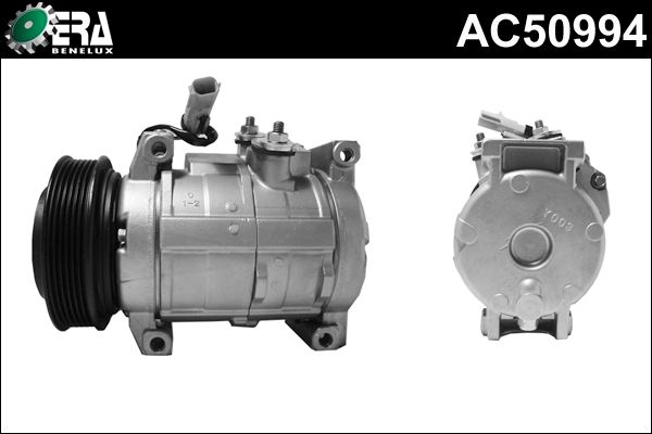 Compresseur, climatisation - ERA Benelux - AC50994