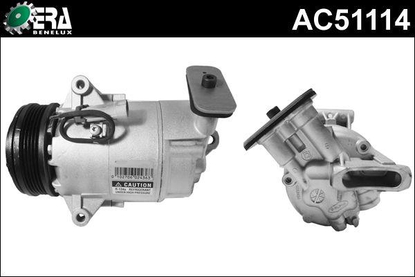 Compresseur, climatisation - ERA-amApiece - 22-AC51114