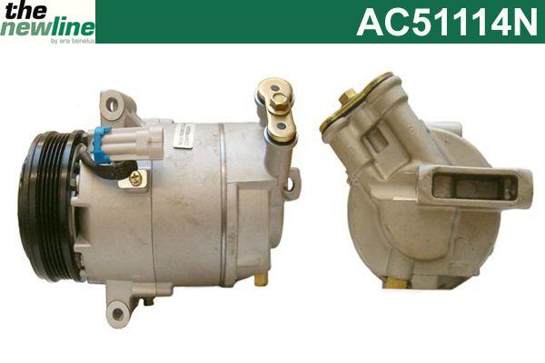 Compresseur, climatisation - ERA Benelux - AC51114N
